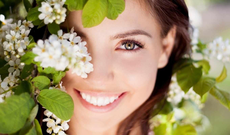 девушка, девушки, природа, природы, фотографии, весна, природе,