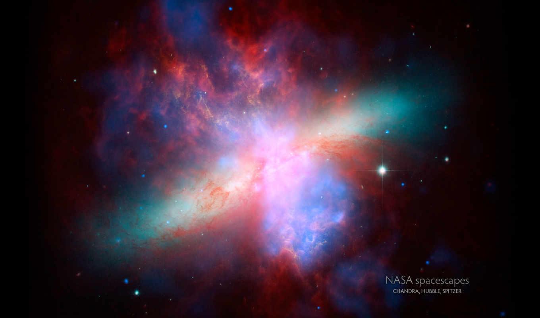 ветер, star, galactic, nasa, сменил, formation, galaxy, огромного, множества, ветров,