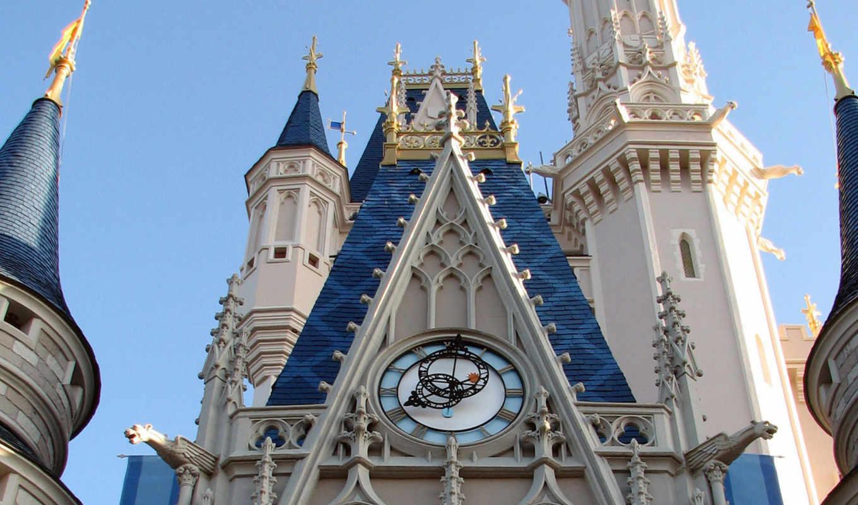 castle, cinderella,