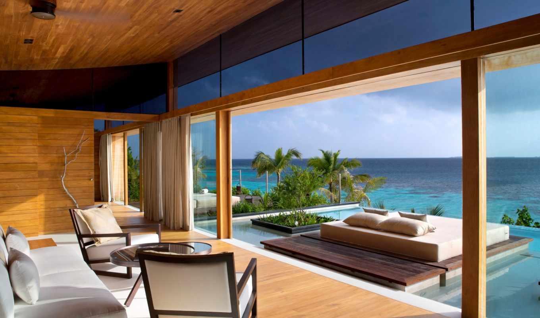 море, комната, вид на море, остров, отель,