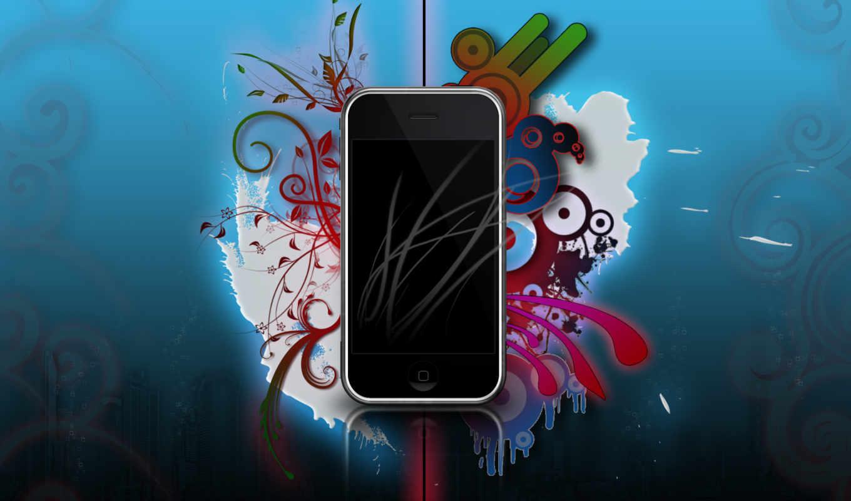 красивые, iphone, заставки, daily, только, apple, телефон,