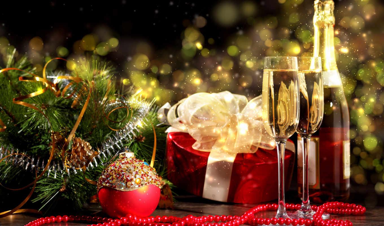поздравления, годом, новым, год, new, стихах,