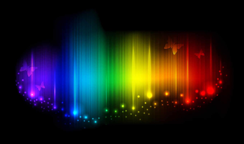 абстракция, абстракции, яркая, радуга, заставки, разноцветная, preview,