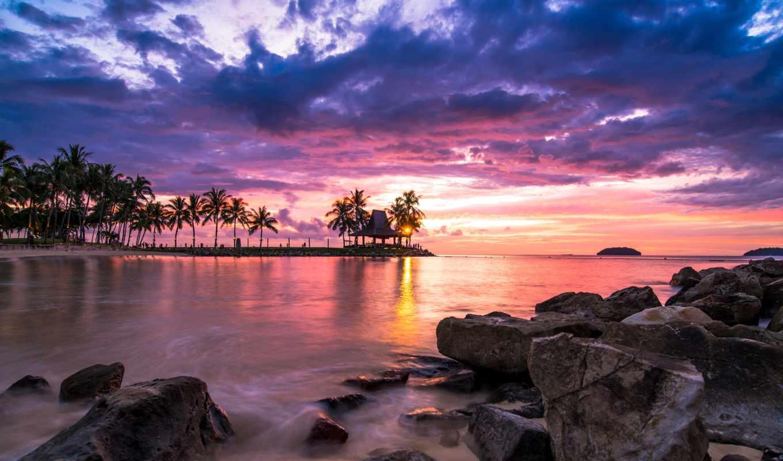 пляж, resort, fundo, imagens, pinterest, plano, desktop,