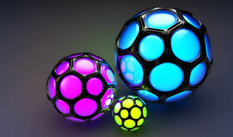 шары, графика,