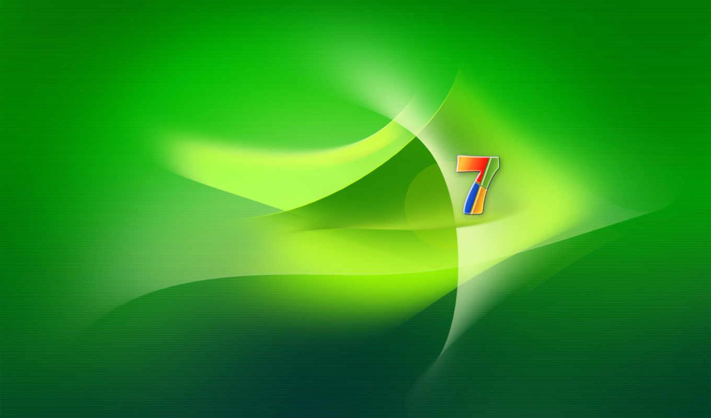 windows, desktop, iphone, поколение, седьмое, green,