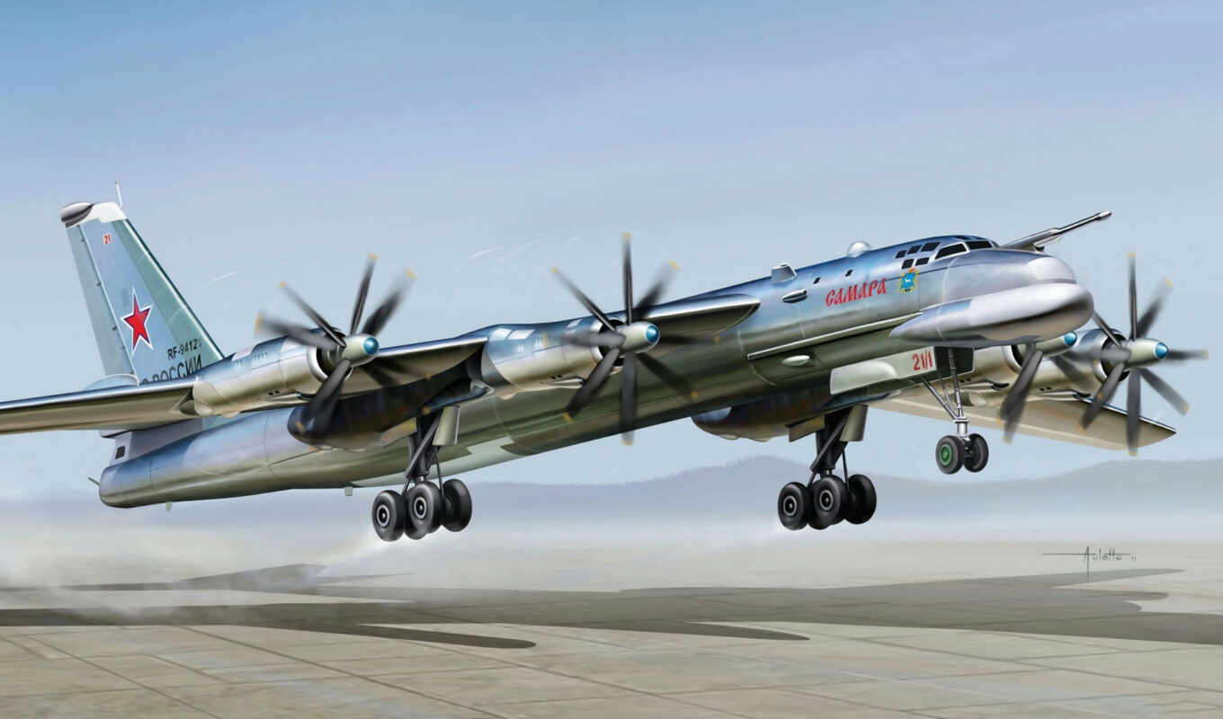 tupolev, download, view, desktop, computer,