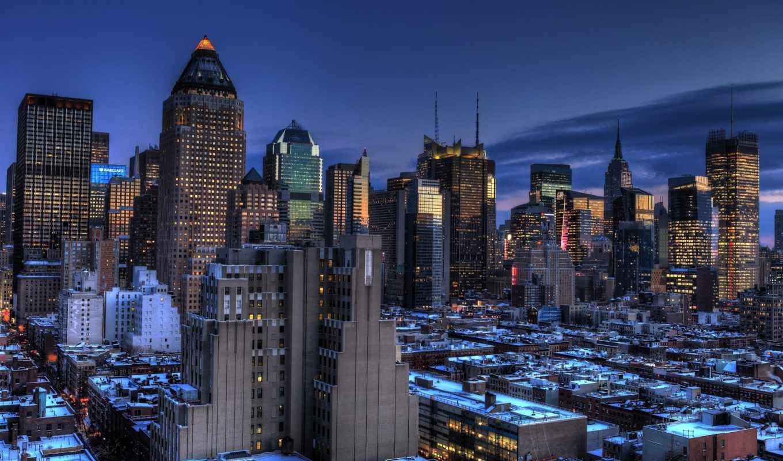 new, york, manhattan, нью, usa, город, midtown, nyc,