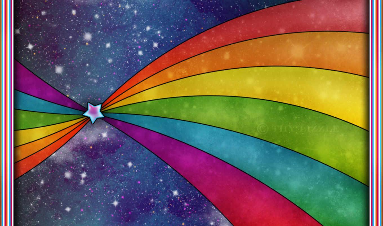 вектор, радуга, designs, colorful,