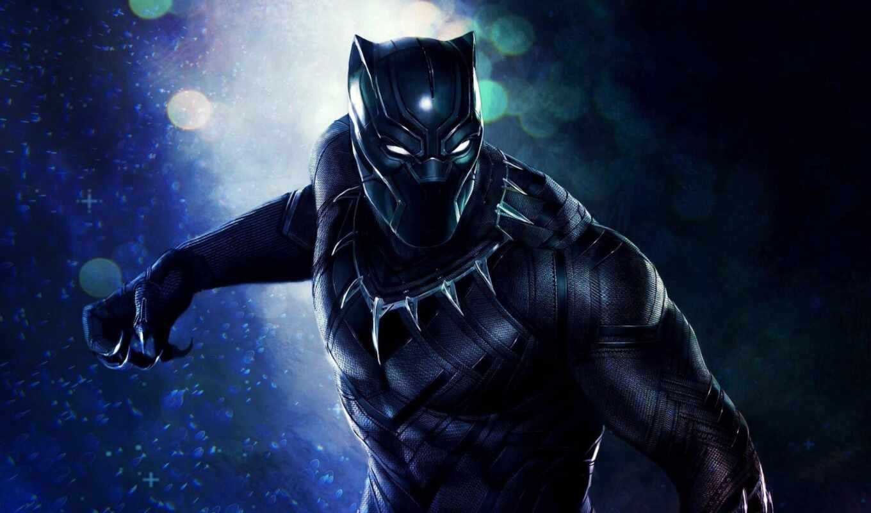 panther, черная, сниматься, marvel, black