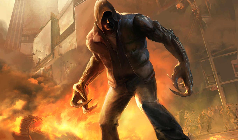 prototype, игры, огонь, герой, главный, game, картинка, без, картинку, видео, games,