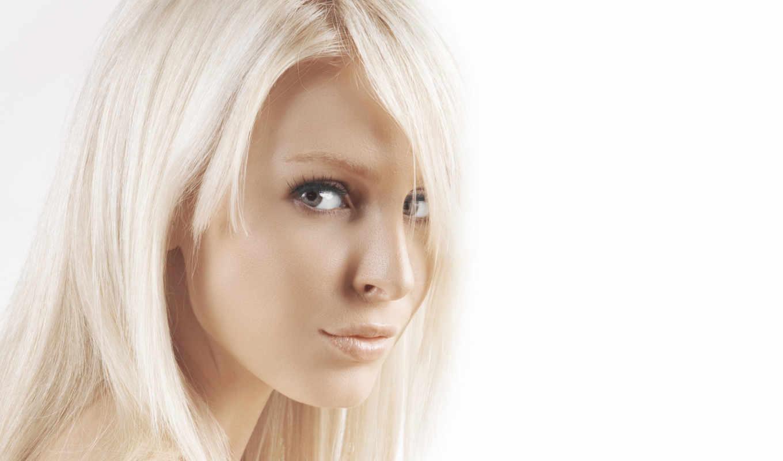 лицо, девушка, white, blonde,