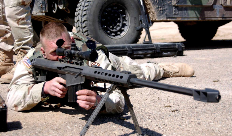 barrett, винтовка, крупнокалиберна,