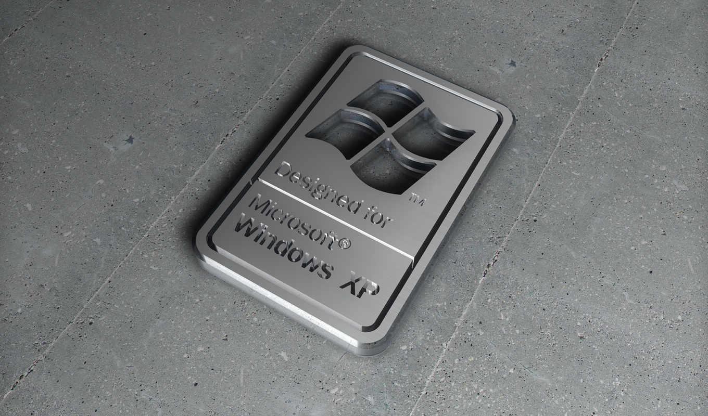 windows, серый, designed, microsoft, логотип, metal, плита, сталь, computer,