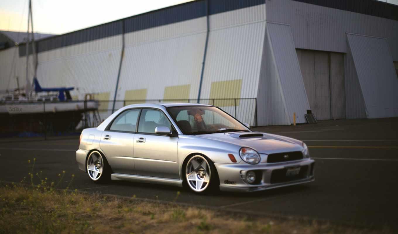 sdm, subaru, wrx, this, wheels, polished,
