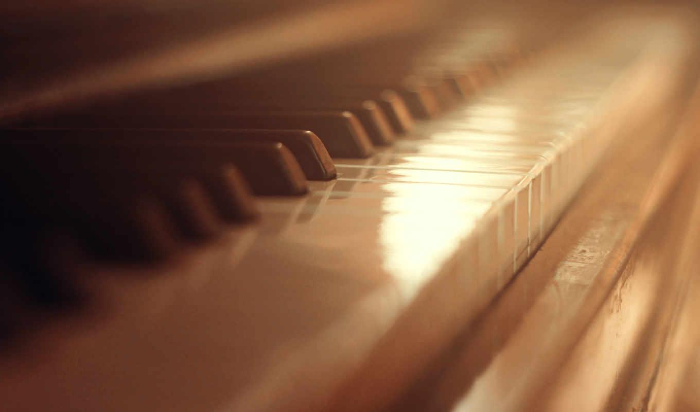 клавиши, piano, музыка,