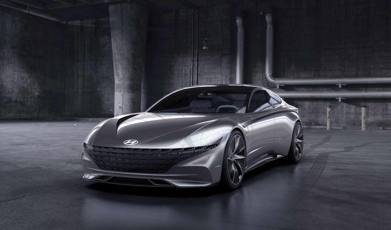 hyundai, фил, rouge, concept, cars, design, car,