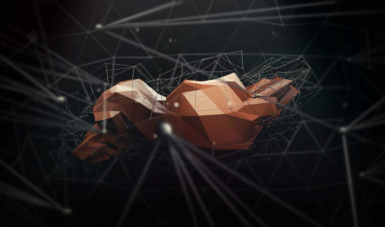 abstrakciya, геометрия, figura, forma, treugolnik, скачат, risunok, огонь