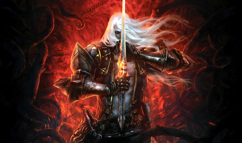 castlevania, lords, shadow, alucard,