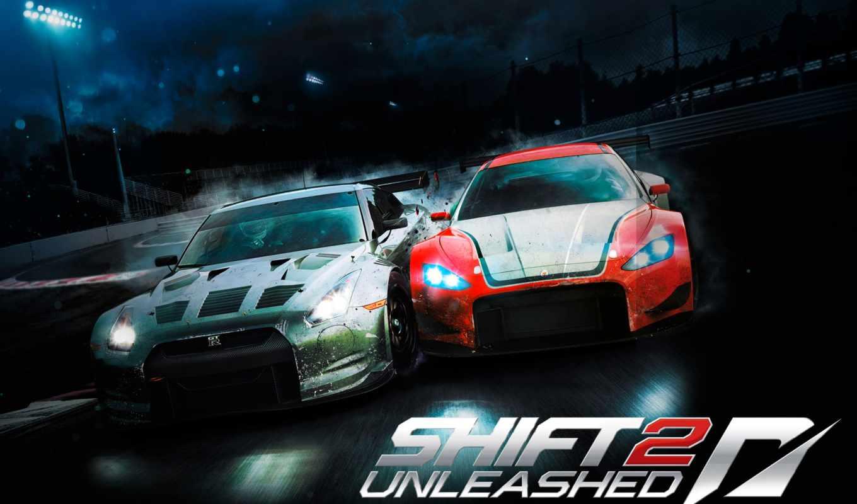 shift, need, скорость, unleashed,