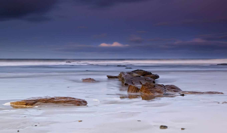 море, природа, пляж, water, песок