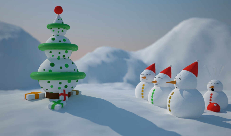 снеговики, снеговик, рождество, дек, god, новогодняя, новый, красивые,