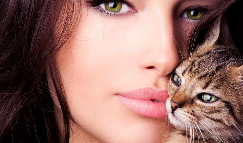 devushka, мар, котёнком, если, вроде, идёт, чередом, познакомила, кет, своим, все,