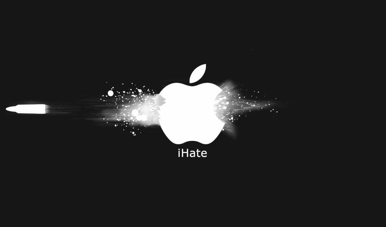 apple, black, white, amazing, ipad, hate,