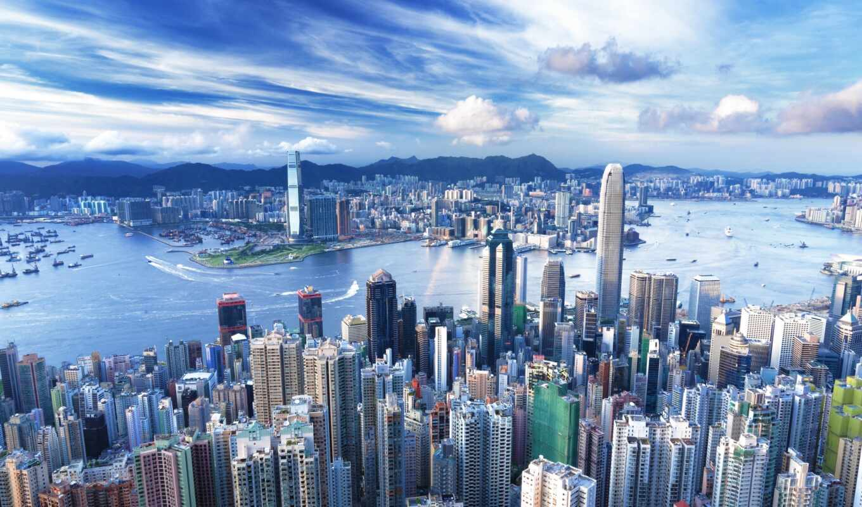 мир, country, город, one, небо, hong, столица, build, asian, красивый