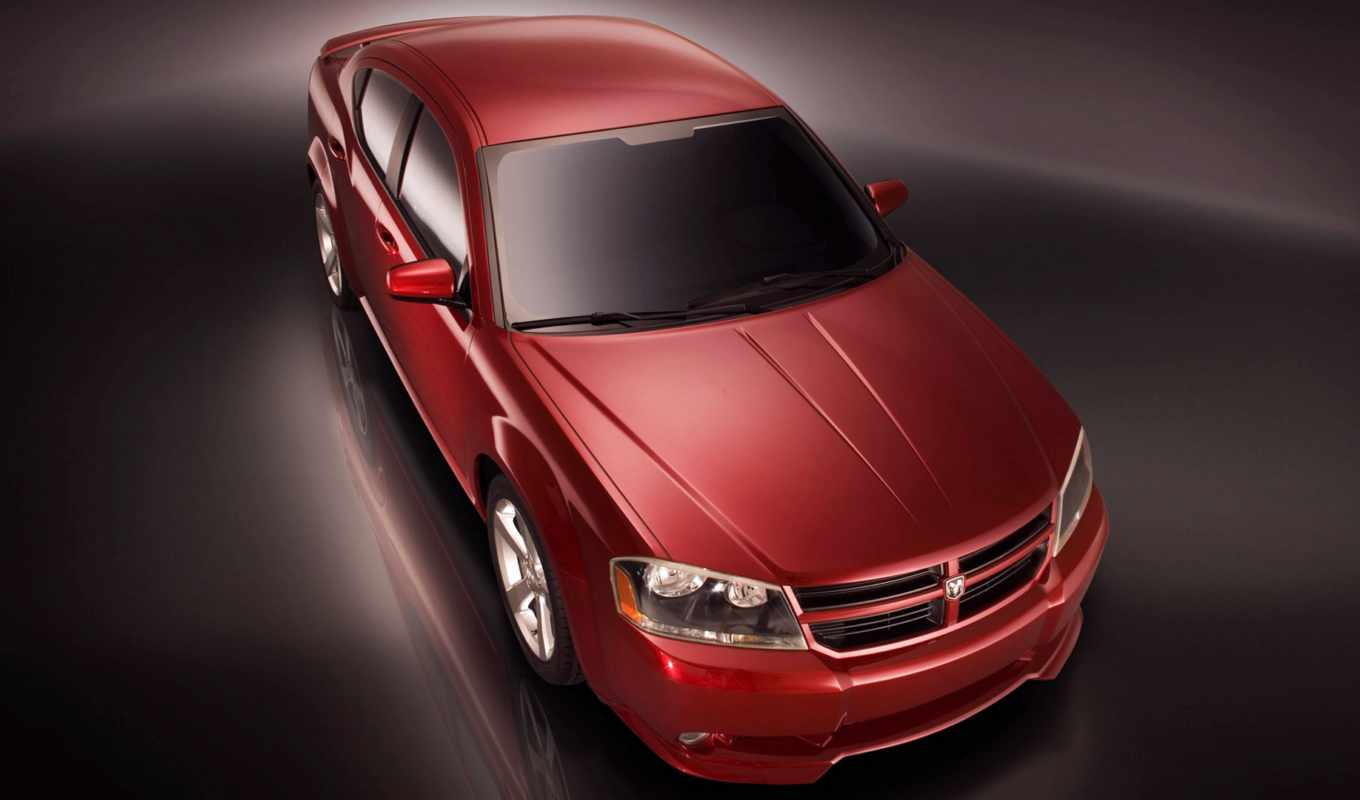 dodge, avenger, the, concept, caliber, фото, is, s