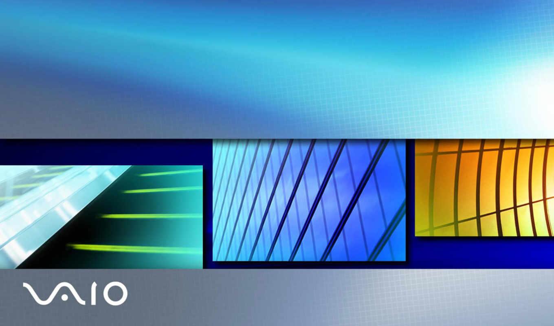 vaio, sony, ноутбук, blue