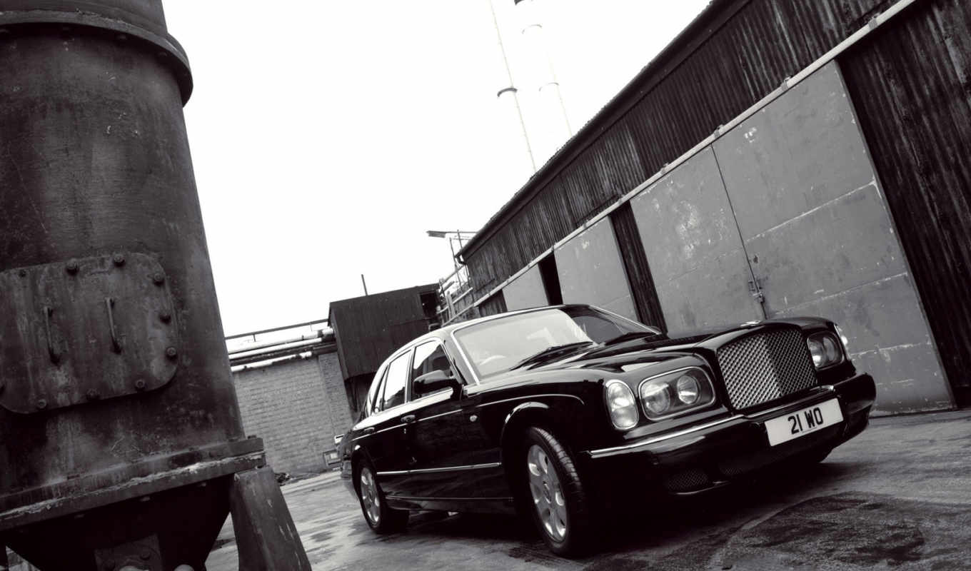 bentley, arnage,