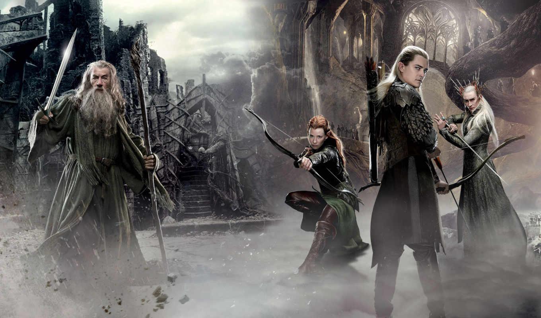 фильмы, hobbit, сниматься, запустение, смауг, страница, кинотеатр, gandalf, фильма,