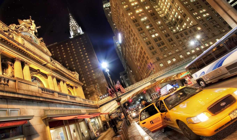 new, york, zte, центральный, grand, нью, manhattan, terminal, nubia, небоскребы, park,