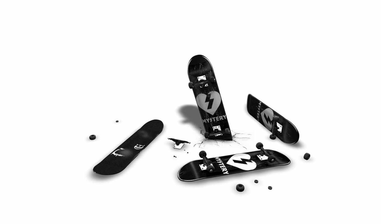 колеса, скейт, сломан, разрешении, картинку, white, изображение, чтобы,