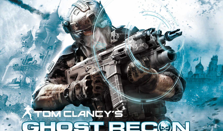 ghost, recon, будущее, солдат, tom, clancy,