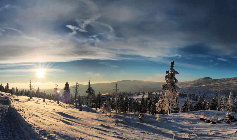 paesaggi, neve, desktop, foto, ди, montagna, sfondo, sfondi, mare,