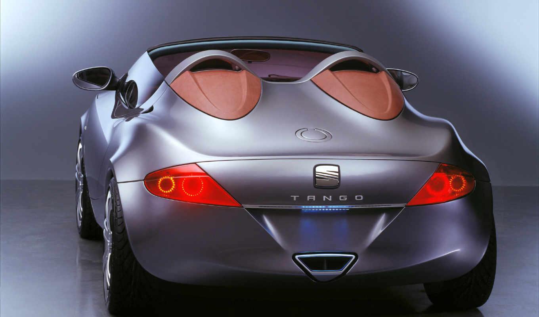 seat, tango, wallpaper, concept, rear, desktop, free,