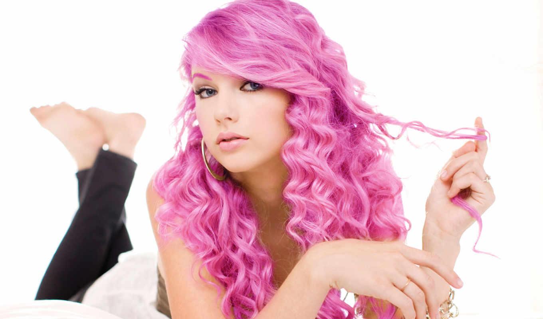 волосы, розовые, свифт, ipad, taylor,