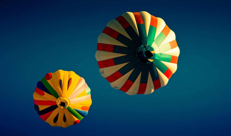 спорт, шары, фотообои, balloons, мяч, воздушные, hot, air, небо, balloon,
