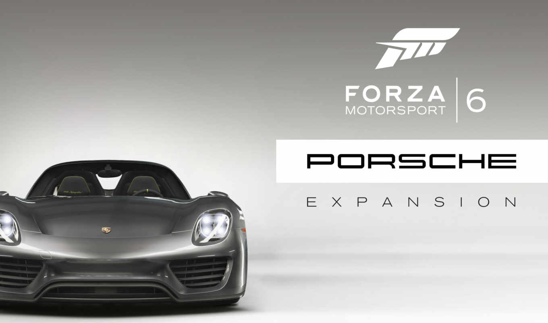 forza, motorsport, porsche, игры, xbox, microsoft, расширение, apex, one,