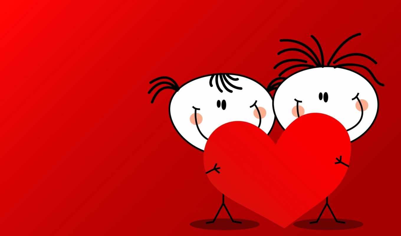 девушка, прикольные, влюбленных, день, valentine, святого, boy, шары, днем,