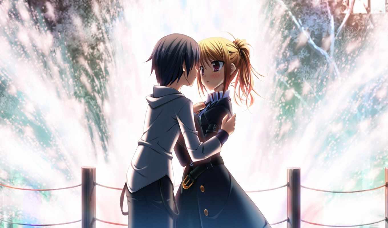 невеста, love, anime,