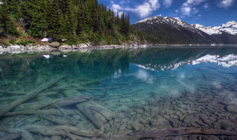 природа, clear, lakes, озеро, desktop,
