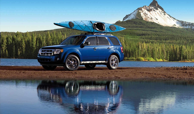 ford, escape, года, характеристики, технические, car,