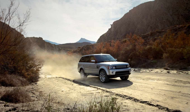 rover, range, спорт, тест, драйв, рендж, land,