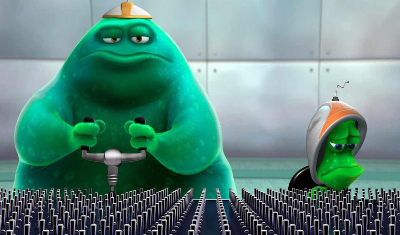 pixar, lifted, похищение, студии,