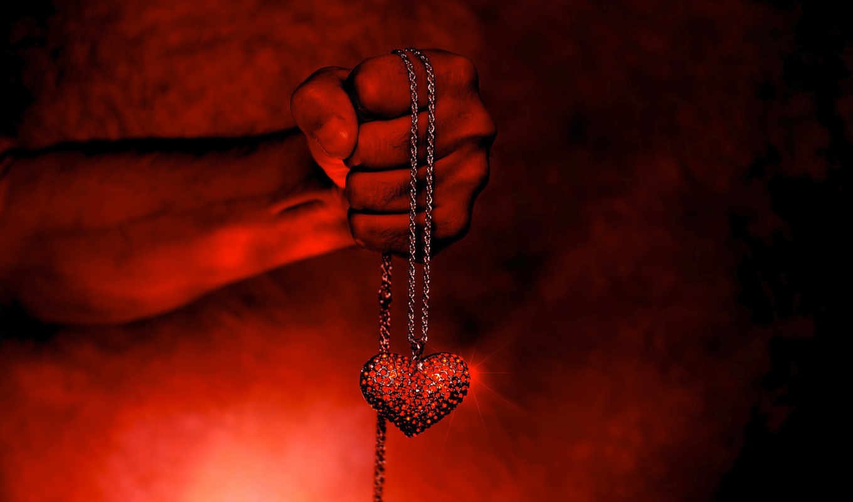 сердце, love, руках, valentine, desktop, рука,
