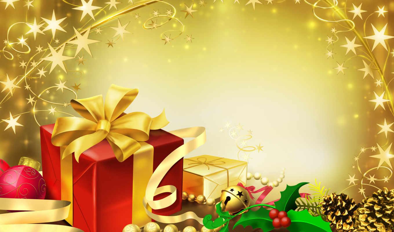 годом, открытки, новым, год, new, часть, открыток, рождеством, поздравляет,