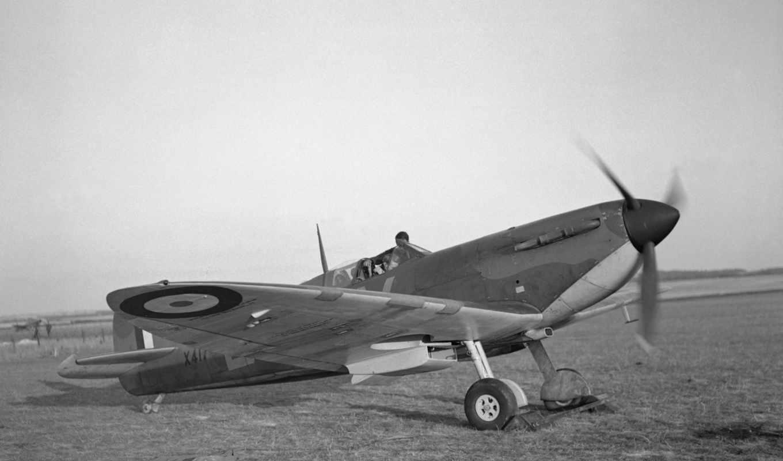 spitfire, supermarine, битва, великобритания, самолёт, истребитель, raf,